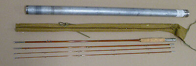 Goodwin Granger Victory 9660 Bamboo Fly Rod Restored By Sinclair Cane 3/2