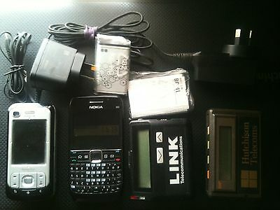 Bulk Lots Mobile Phones and Pagers