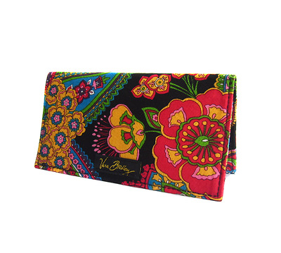 *New with tags*Vera Bradley Checkbook Cover in Symphony in Hue