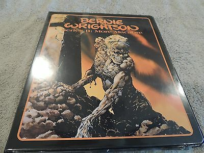 FPG Bernie Wrightson II 2 More Macabre set, binder, chase, extras, autograph