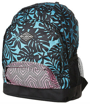New + Tag Billabong 'tropicana' Backpack School Bag 22L Girls Womens Maldives