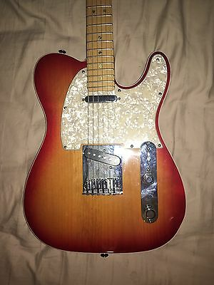 Fender Telecaster American Deluxe Electric Guitar