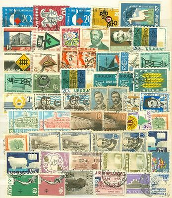 Uruguay 150 used stamp Lot#2477