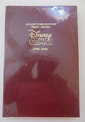 Disney Comics Collectors Edition First Issues (1990) Ltd. Boxed DuckTales NOS