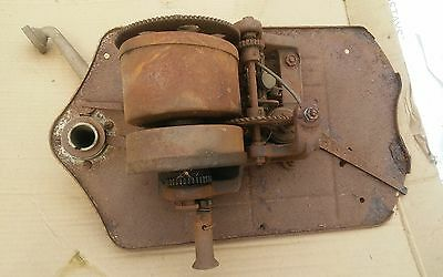 Vintage Antique  Phonograph Telephone Gear Assembly