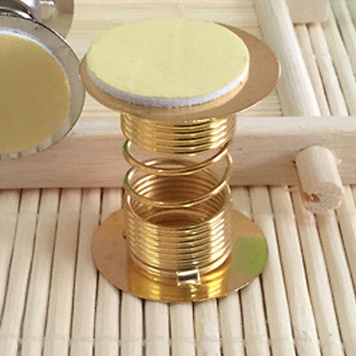 Dashboard Animals Gold Flat Metal Spring Desk Enlightenment Action Adhesive Base