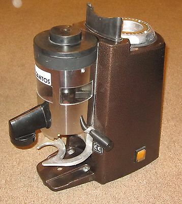 "Santos 40A Automatic ""Silent"" Espresso Commercial Cafe House Coffee Grinder"