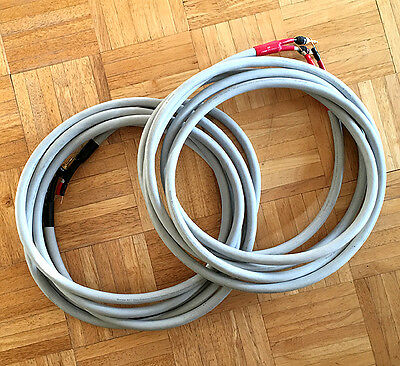 Monster M1 Sonic Reference Speaker Cables - 17ft  Pair