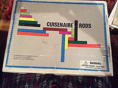 Cuisenaire Rods, complete set, math manipulatives, Math-U-See, addition