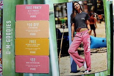 4 Victoria's Secret Pink Coupons Exp. 7/22/17 Great Deals!