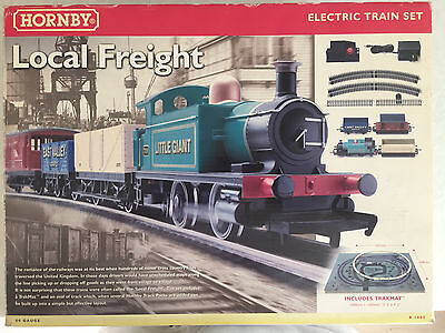 Hornby R1085 Local Freight OO Gauge Electric Train Set