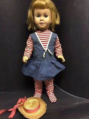 VINTAGE 1960 CHATTY CATHY 20# DOLL by MATTEL