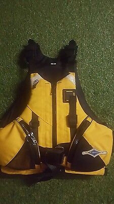 Xstream Ultra Adult Pfd Type 2 Kayak Life Jacket Sml