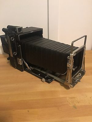 Graflex 4X5 Speed Graphic Camera Vintage Large Format Great Camera Rochester NY