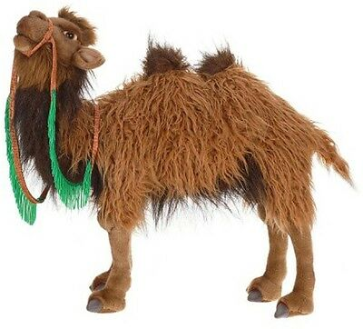 Hansa Bactrian 2 Hump Camel Plush Toy