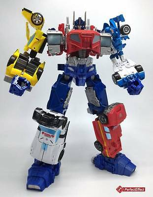 Transformers Combiner Wars Ultra Prime + Perfect Effect PC-08