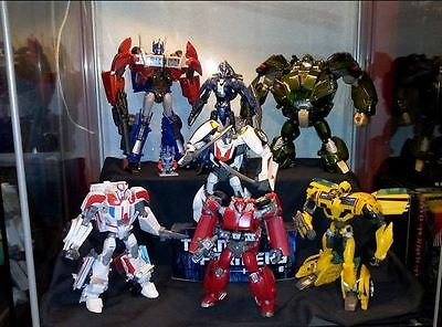 Transformers Prime Lot Collections