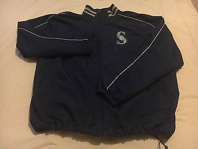 Seattle Mariners Mlb Supporters Jacket Size Xl
