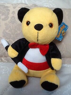 Sooty & Sweep ~ Sooty Plush Toy