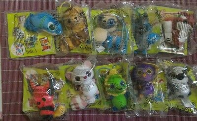 Happy Meal - Yoohoo and Friends 2 collezione COMPLETA
