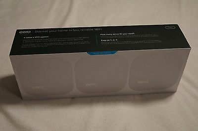 eero - AC Whole Home Wi-Fi System (3-pack) A010301