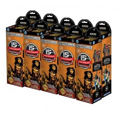 DC HeroClix: 15th Anniversary Elseworlds Booster Case (20) -  PRE-SALE