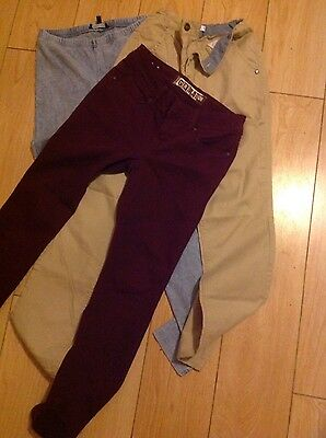 new look girls jeans aged 10-11