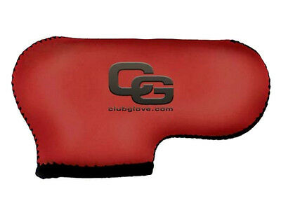 Club Glove Gloveskin Blade Putter Cover Red