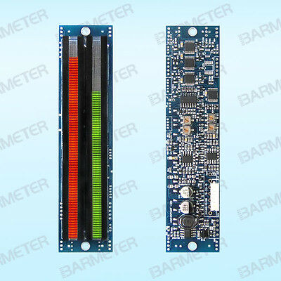 LED Dual Bargraph Module 101seg 100mm Red and Green Measure and Display DC value