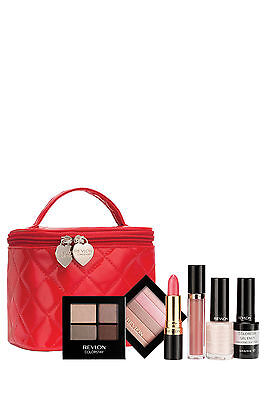 New Revlon Cherished Love Set By Myer (Red Pouch Not Included ) - Unwanted Gift