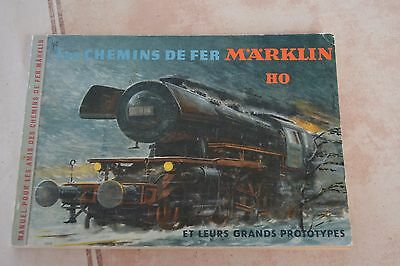 Catalogue Marklin Ho Chemin De Fer Leurs Grands Prototypes Annees 70 / Occasion