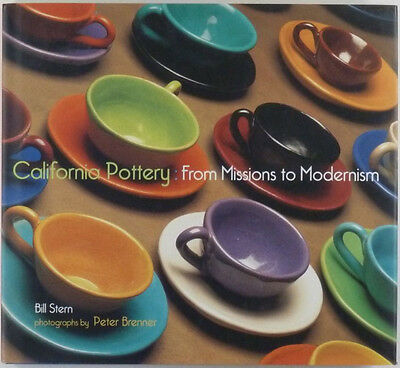Book: Collectible California Pottery and Dinnerware -20th Century Modern Ceramic