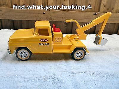 Tonka 1962 Backhoe Truck Fully Restored Back To Original Condition  Excellent