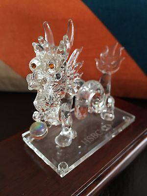 HSBC Crystal Dragon - Limited Edition