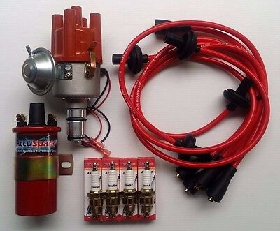 VW Beetle & Kombi SVDA Performance Pack for Air-Cooled Non-Ballast Ignitions