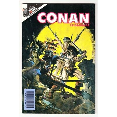 Conan (Semic) N° 16 - Comics Marvel