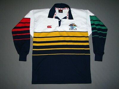 Cape Town Golden Oldies World Rugby Festival 1998 (South Africa) Shirt Jersey  M