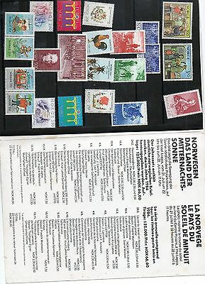 Norwegen Stamps