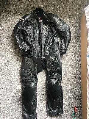 Alpinestars One Piece Leathers
