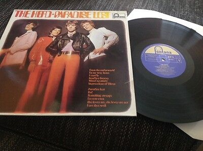 the herd paradise lost andy bown status quo vinyl lp record fontana