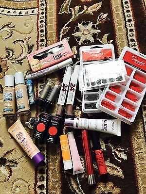 Make Up Bundle New All Branded