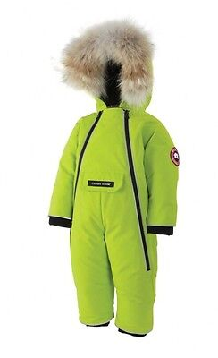 Canada Goose Infant Snowsuit Down Filled Guaranteed Authentic 3-6 months