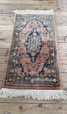Beautiful Turkish Rug (Ethnic Rug) Turkish Carpet Turkey Genuine *VGC