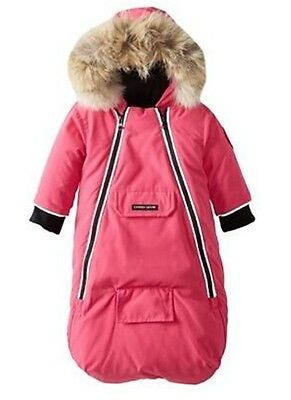 Canada Goose Infant Snowsuit Down Filled Guaranteed Authentic 12-18 months