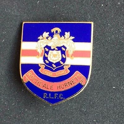 Rugby league Badge Rochdale