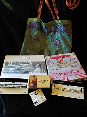 "L@@k!""sacred Spaces/tea Leaf Reading ""  Boho Hippie Bargain Grab Bag Lot - Bb20"