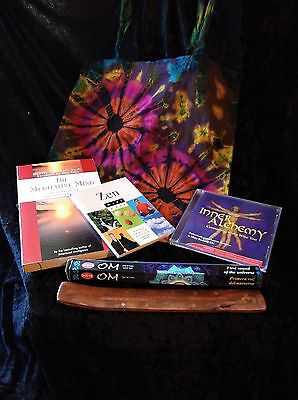 "L@@k! ""inner Wisdom/zen"" New Age Boho Hippie Bargain Grab Bag Lot - Bb04"