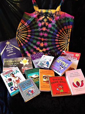 "L@@k!""new Age/metaphysical"" New Age Boho Hippie Bargain Grab Bag Lot - Bb14"