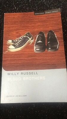 Blood Brothers by Willy Russell New Paperback Book