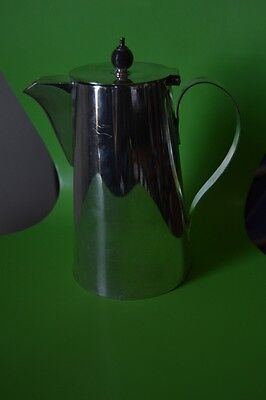 Antique silver plated coffee pot by Hukin and Heath - stamped H & H - VGC